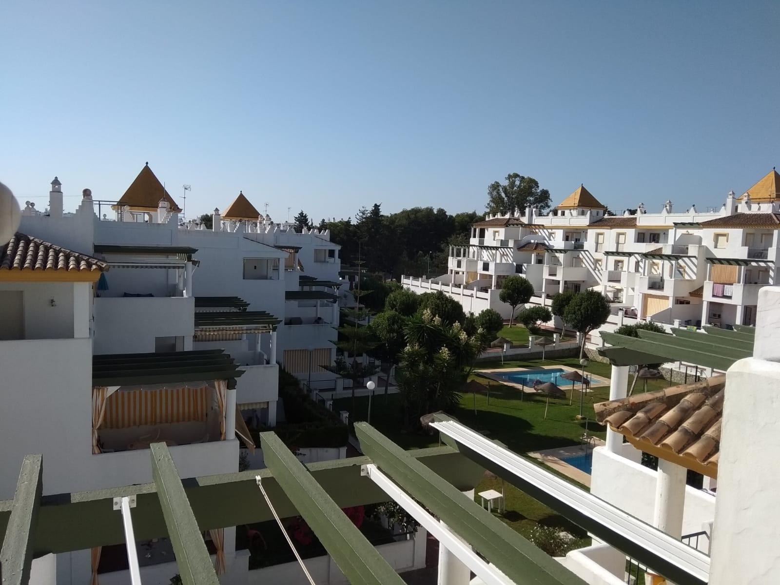 Conil 118 P4,Apartment  with communal pool in Conil de la Frontera, Costa de la Luz, Spain for 4 persons.....