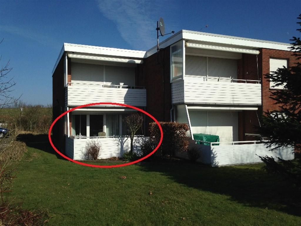 Fewo wöhrmeyer,Апартамент  на 4 человекa в Horumersiel, Nordsee, в Германияи...