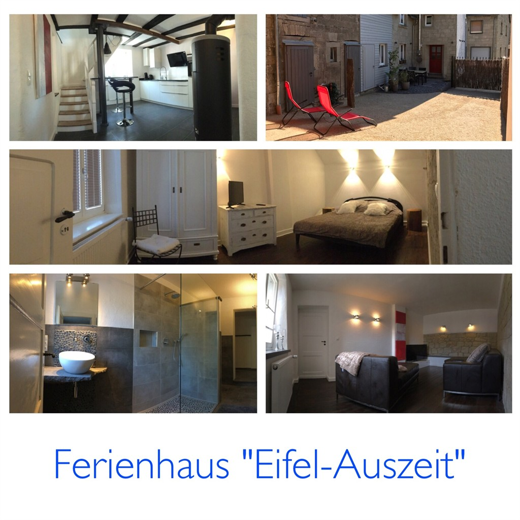 Eifel auszeit, Holiday home in Rieden, Eifel, Germany for 4 persons...