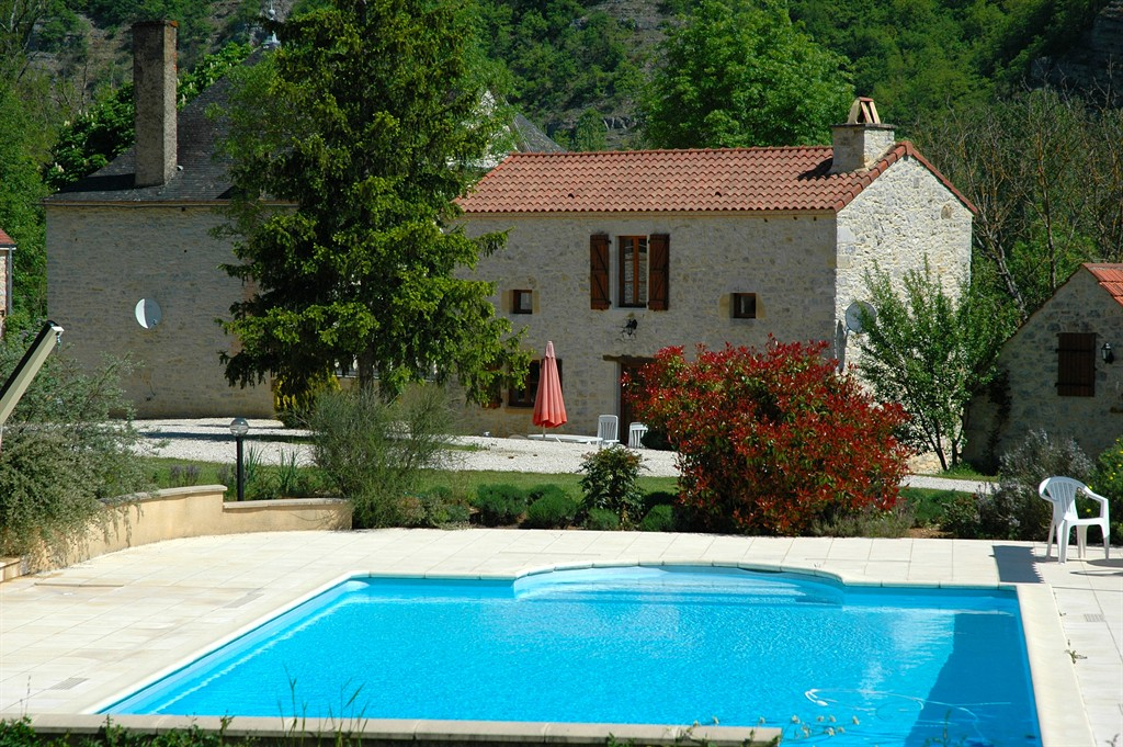 La chouette, Holiday home in Poudens, Dordogne, France for 5 persons...