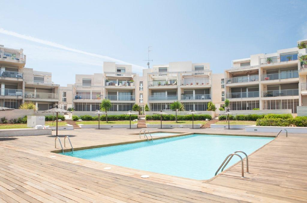 Tierra de Mar 10, Beautiful and comfortable apartment in Denia, on the Costa Blanca, Spain  with communal pool for 6 persons.....