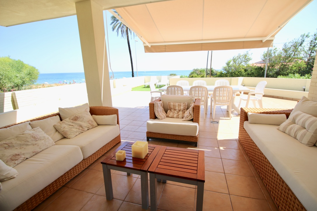 Tierra de Mar 11, Beautiful apartment in Denia, on the Costa Blanca, Spain  with communal pool for 6 persons.....