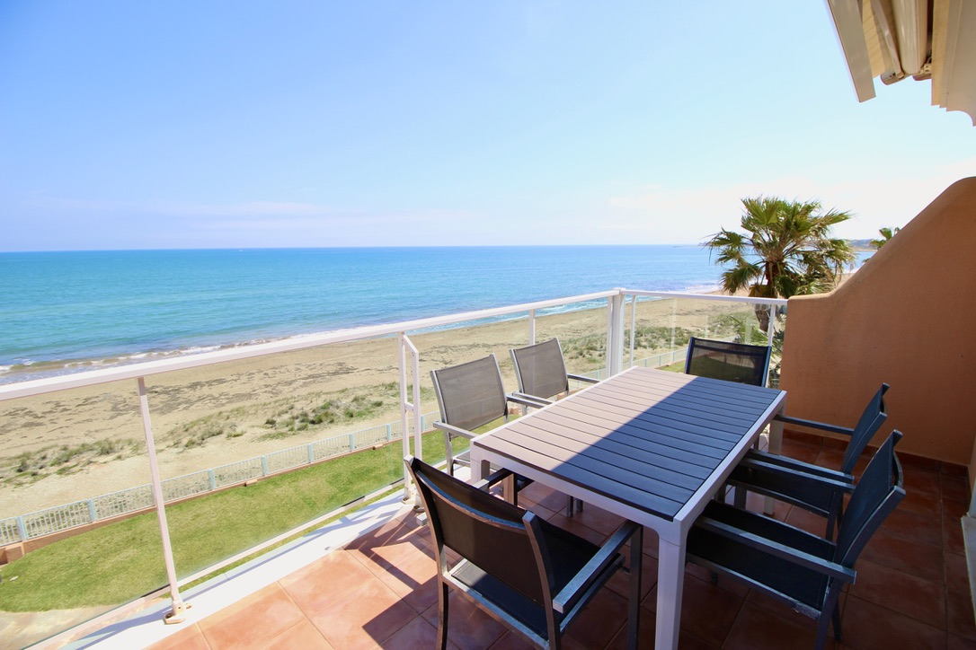 Mirador al Mar 07, Holiday house  with communal pool in Denia, on the Costa Blanca, Spain for 4 persons.....