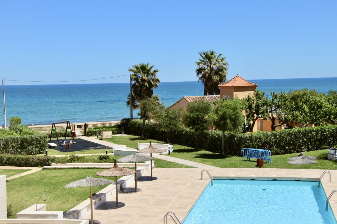 Tierra de Mar 41, Beautiful and comfortable apartment  with communal pool in Denia, on the Costa Blanca, Spain for 6 persons.....