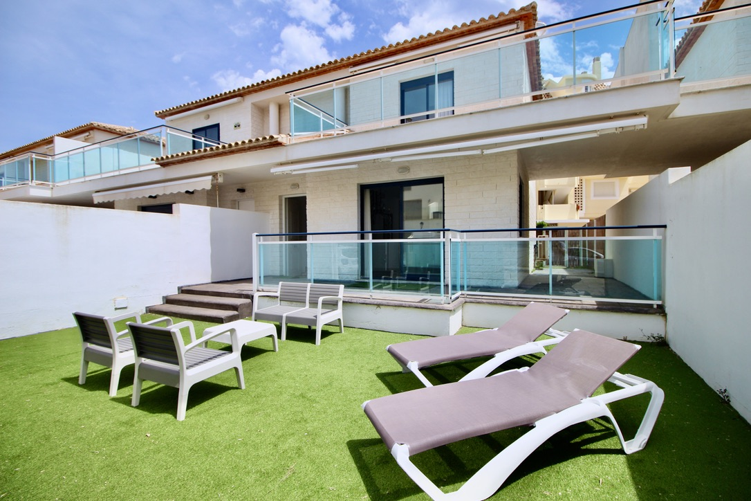 Jardines de Denia 03, Beautiful villa  with communal pool in Denia, on the Costa Blanca, Spain for 6 persons.....